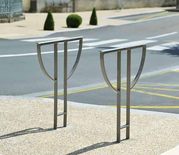 Area - Fahrradständer - Acropole
