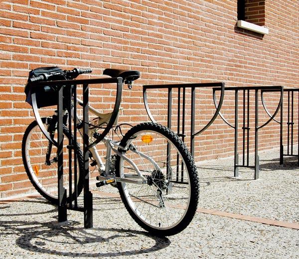 Area - Fahrradständer - Agora