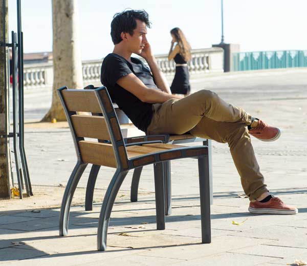 Area - Stuhl und Sessel - Athènes
