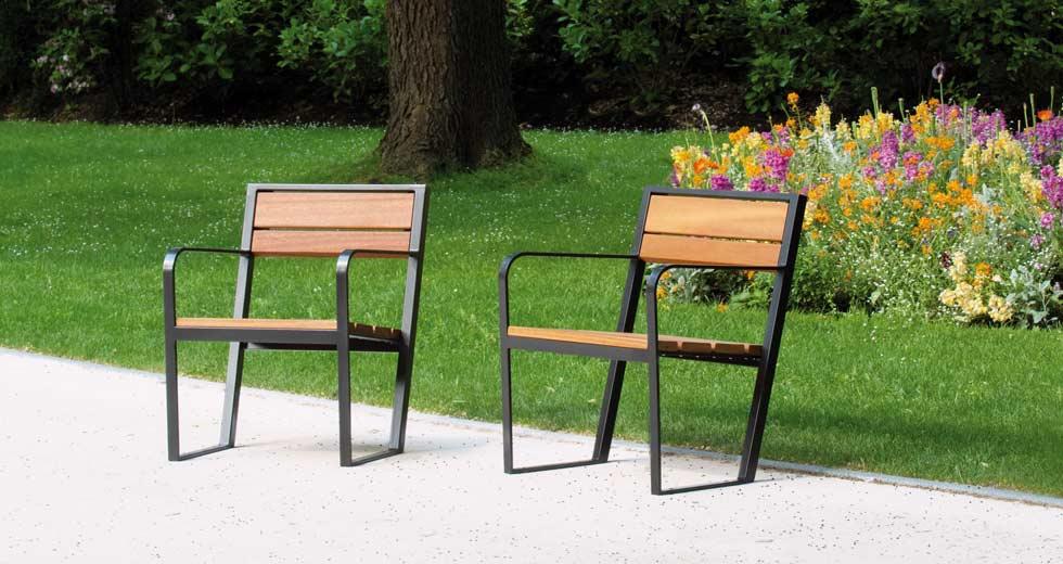 Area - Stuhl und Sessel - Prague B110
