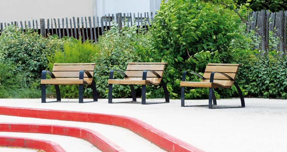 Area - Stuhl und Sessel - Vienne
