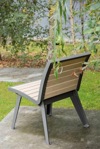Area - Stuhl und Sessel - Montréal bois