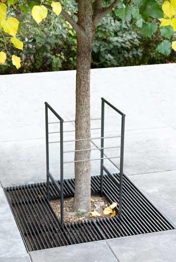 Area - Baumschutzgitter - Dubaï
