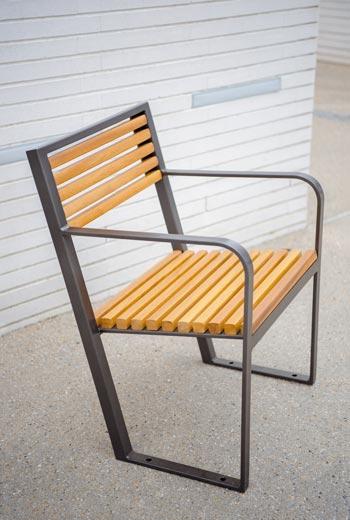 Area - Stuhl und Sessel - Prague B30