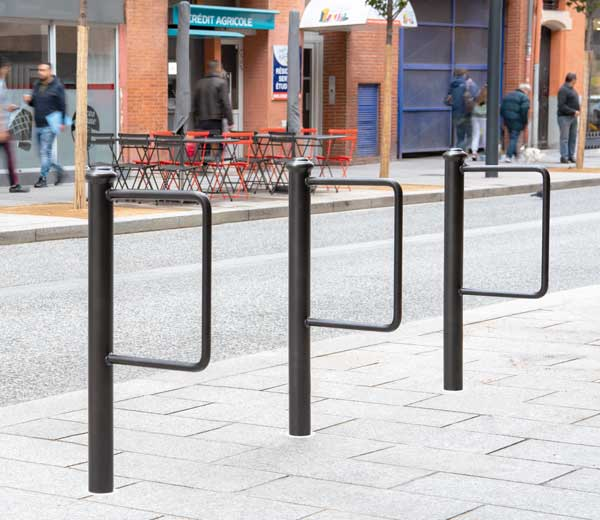 Area - Fahrradständer - Toulouse