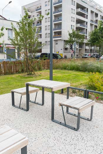 Area - Outdoor-Ausstattung - Atlantique