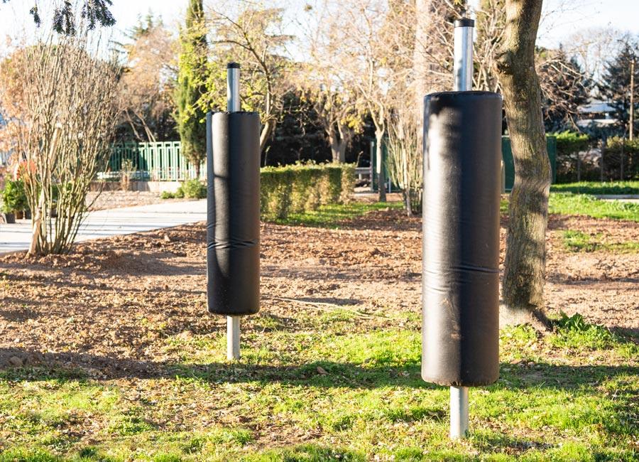 Fitnessparcours - Oxygène