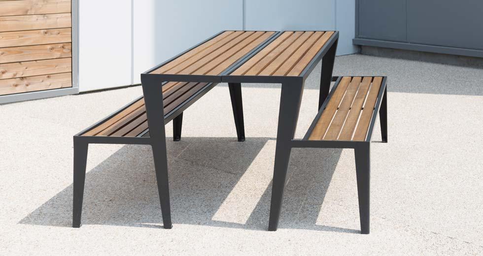 Area - Tisch und Theke - Chicago bois
