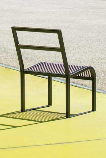 Area - Stuhl und Sessel - Antibes